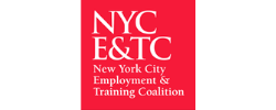 New York City Employment & Training Coalition logo