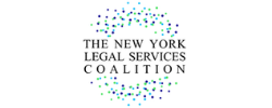 The New York Legal Services coalition logo